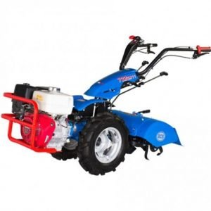 BCS Model 732 with optional tiller attachment