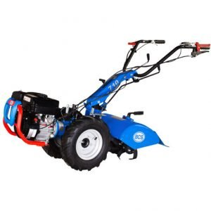 Model 710 with optional tiller attachment