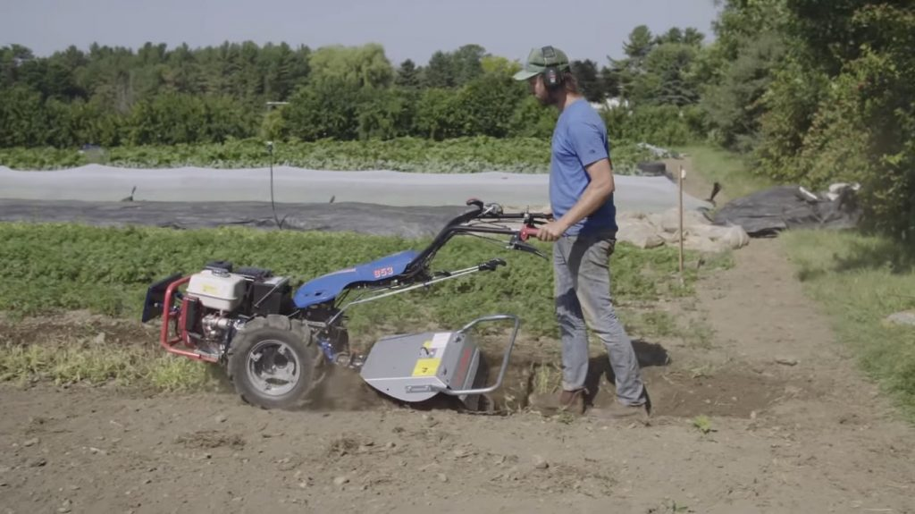 Chapter 3 Rotary Plow
