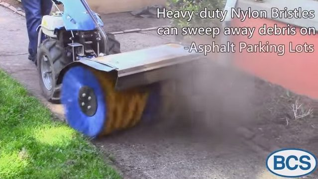 Sweeper Attachment