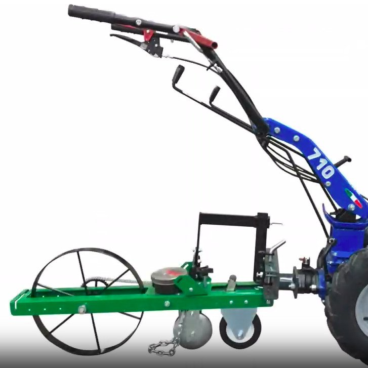 Assemble the BCS Precision Seeder for Vegetable Seeds