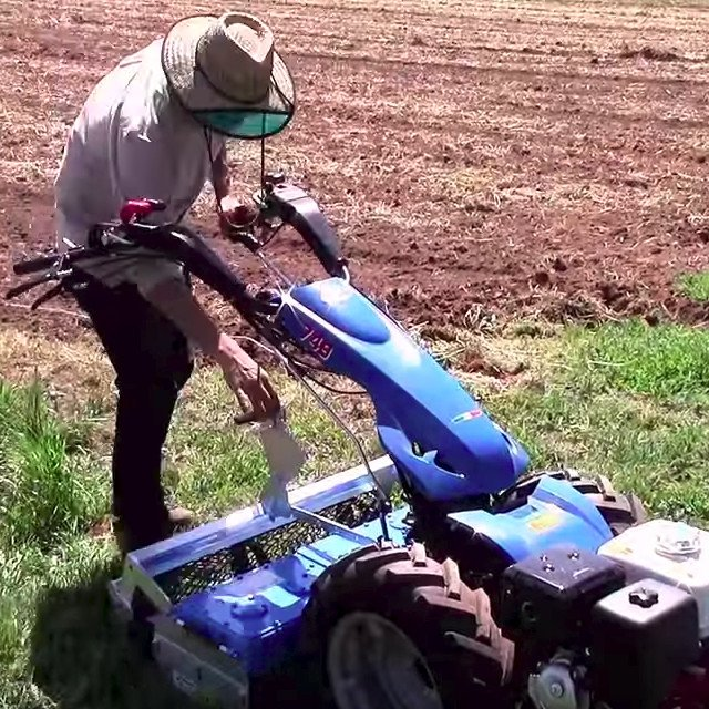 PDR and Power Harrow Compared